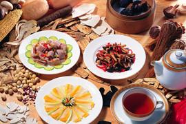 春节饮食养生过健康吉祥年