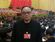 第十三届全国人大代表、中国道教协会副会长张金涛道长