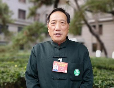 第十三届全国政协委员、中国道教协会副会长谢荣增道长